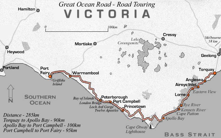Great Ocean Road Victoria