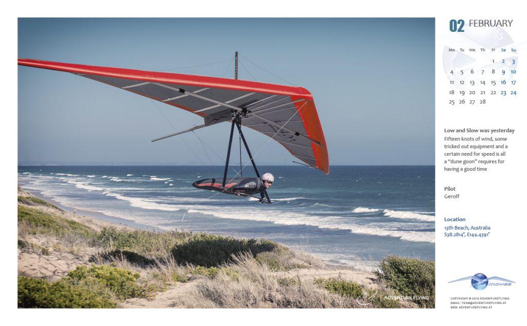 Gerolf Heinrichs at 13th Beach, Victoria