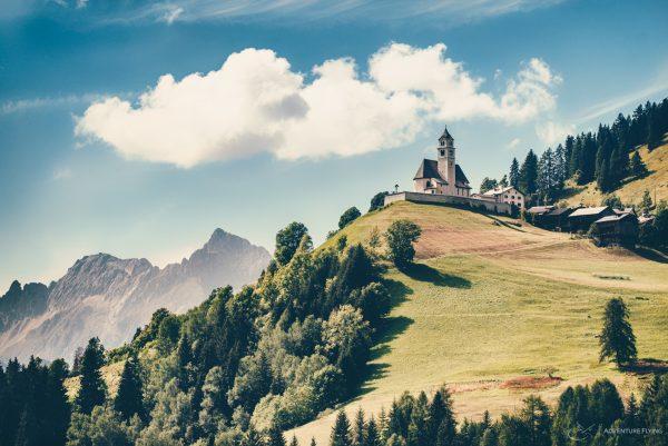 Dolomites Col di Rocca
