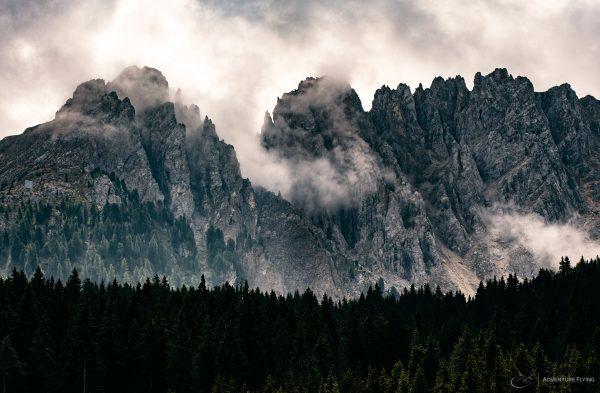 Dolomites Carezza