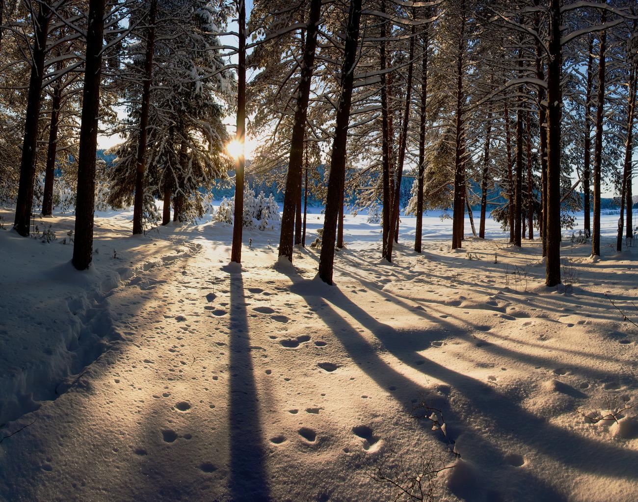 Saying goodbye to Moscow winter season