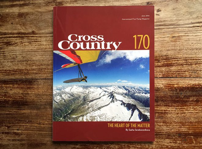 The Heart of the Matter. Cross Country Magazine