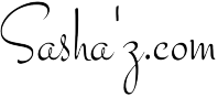 Sasha'z blog