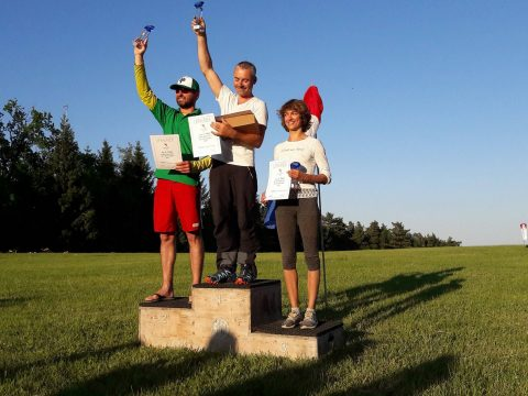 Styrian open pricegiving, 3rd Place