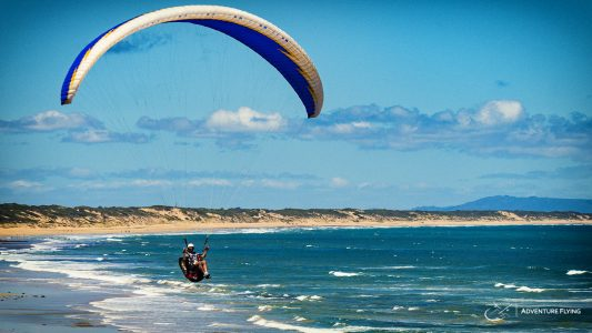 Paragliding  Ocean Grove