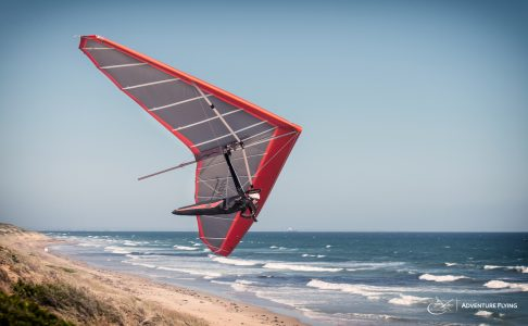 Gerolf Hang Gliding 13th Beach