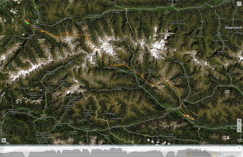 Hang Gliger Austria