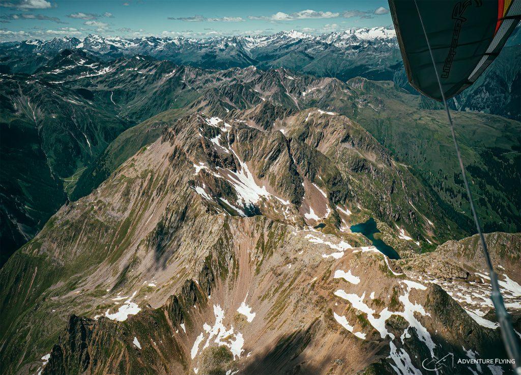 Regenstein (eng. Rain Stone), 2891 m
