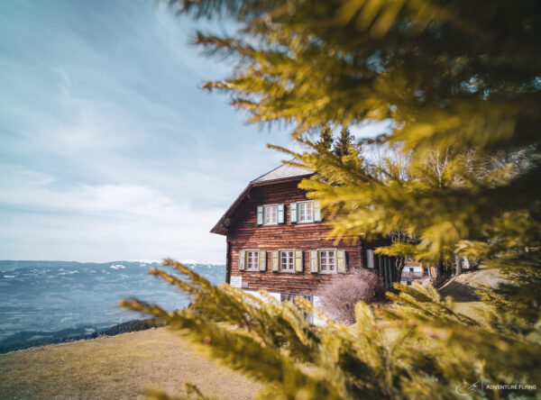 Waldrast Hütte